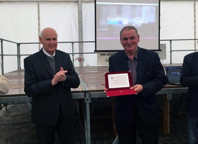 Premio Pierluca Rossi 2° Edizione alla Parrocchia di San Giovanni Battista di Pieve Fosciana