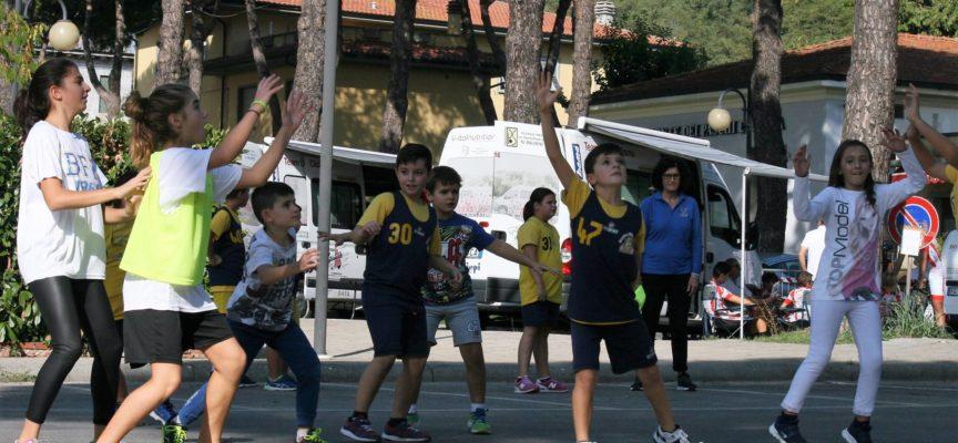 Basket, progetto scuola a Porcari e Montecarlo