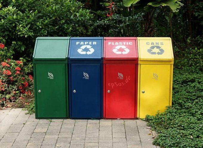 Nuovi dati sul riciclaggio dei rifiuti fanno ben sperare