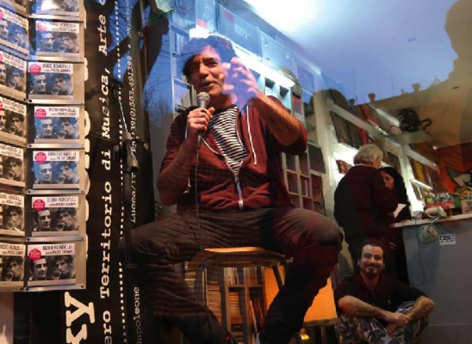 LUNEDI' 9 BOBO RONDELLI PRESENTA IL SUO NUOVO DISCO, 'ANIME STORTE', ALLO SKY STONE & SONGS