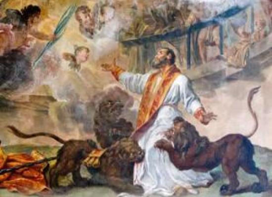Il Santo del giorno, 17 Ottobre: Ignazio di Antiochia, detto L'Illuminatore