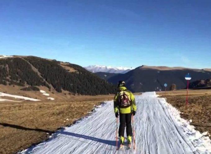 Via libera allo sci dal 15 febbraio, ma solo in zona gialla
