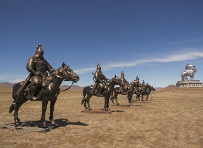 Dove si nasconde la tomba di Gengis Khan?