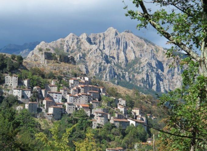 UN VIAGGIO IN MEDIAVALLE .. Lucchio (Bagni di Lucca)