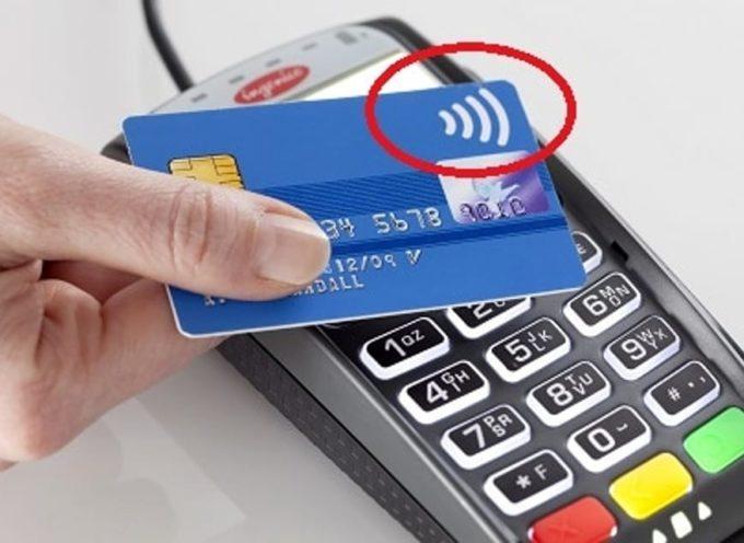 Allarme Contactless, ti rubano i soldi dalla carta solo avvicinandosi!