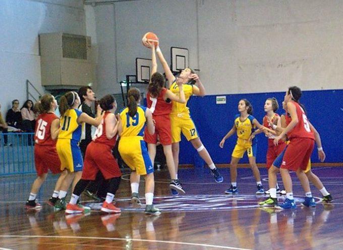 i risultati del  Basket Femminile Porcari