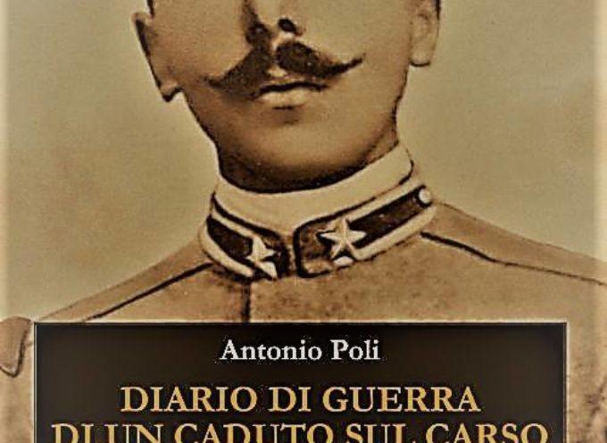 ANTONIO POLI: UN CORSAGNINO CADUTO SUL CARSO NEL 1916.