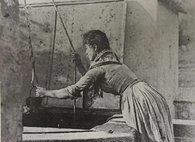 Al pozzo…. a prendere l'acqua