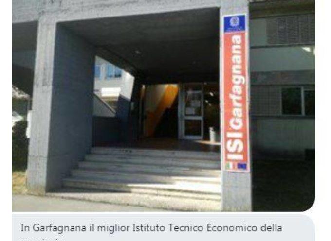 In Garfagnana il miglior Istituto Tecnico Economico della provincia