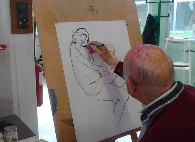 Cinque grandi nomi dell'Arte figurativa in mostra a Pietrasanta
