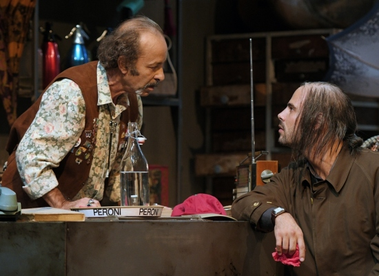 Barga – Teatro dei Differenti Domenica 26 novembre, ore 21 va in scena ciro di gomorra
