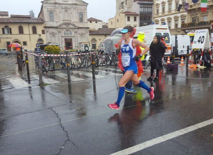 Immensa Annalaura Mugno: 10^ assoluta e 2^ atleta italiana alla Firenze Marathon