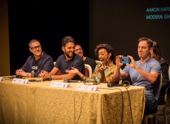 Lucca Comics & Games 2017  I protagonisti di Star Trek: Discovery a Lucca ci siamo sentiti come a casa