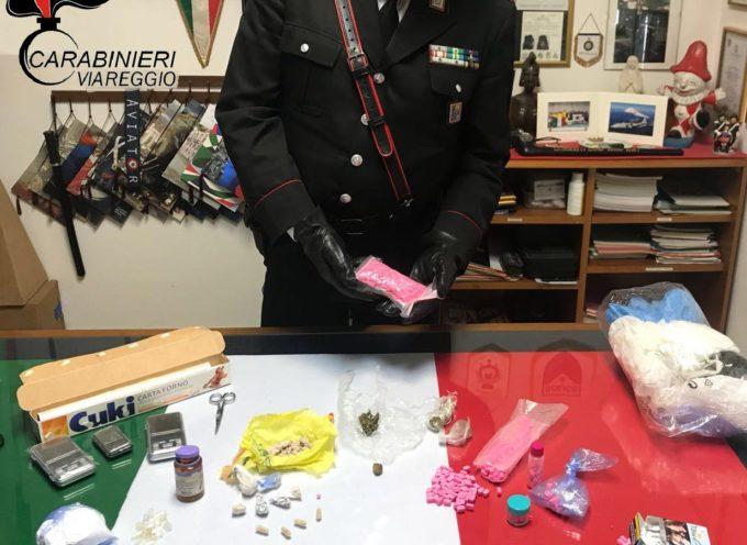 Oltre 400 pasticche di ecstasy sequestrate dai carabinieri