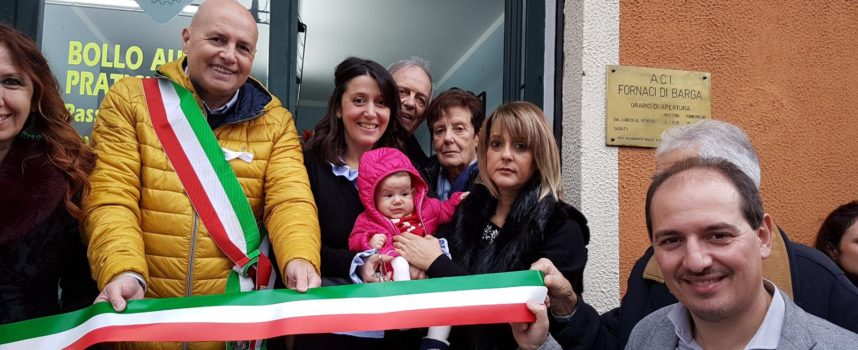 sabato Inaugurata la nuova sede di Aci Fornaci di Barga