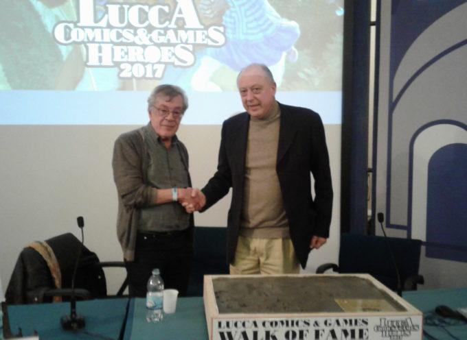 Lucca Comics & Games 2017 Lucca ha reso eterne le mani di grandi artisti:da Munoz a Kirman a Whelan