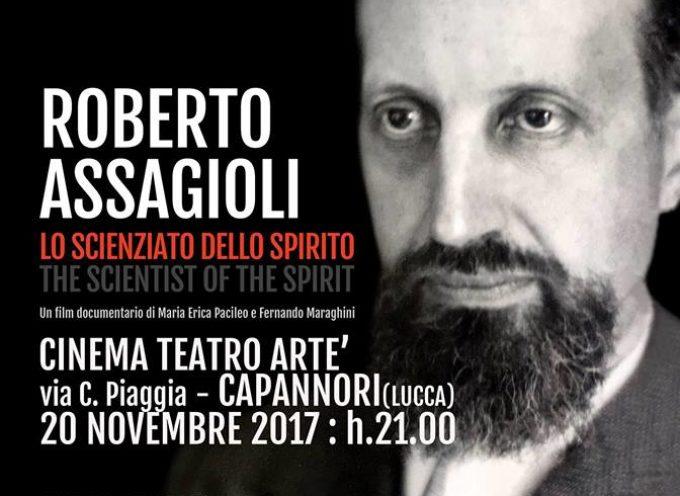 AD ARTE' LA PROIEZIONE DEL FILM  'LO SCIENZIATO DELLO SPIRITO' SU ROBERTO ASSAGIOLI