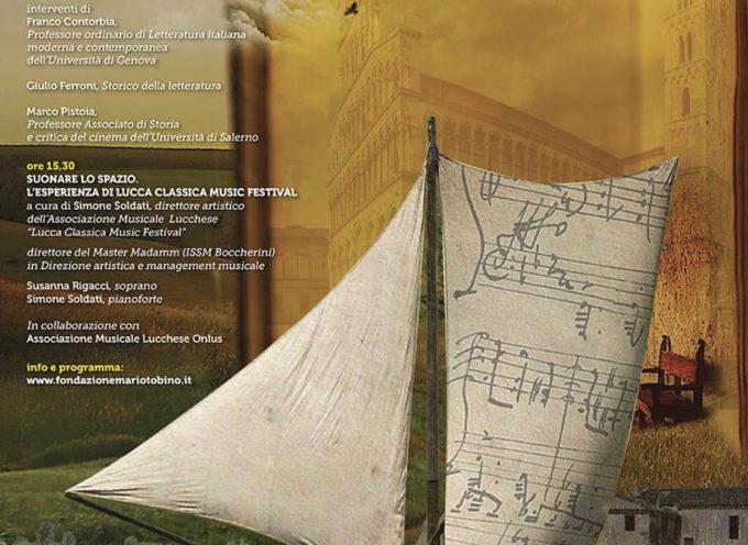 Parole e melodie del '900 tra Lucca e Versilia: DOMANI a Lucca il convegno, anche musicale con Simone Soldati, di Fondazione Tobino e AML – INGRESSO LIBERO