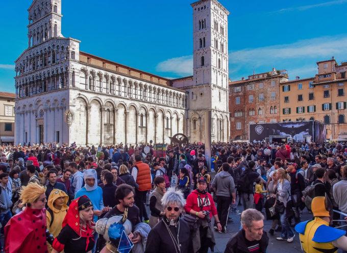 Lucca Comics & Games: i nuovi provvedimenti per la sicurezza