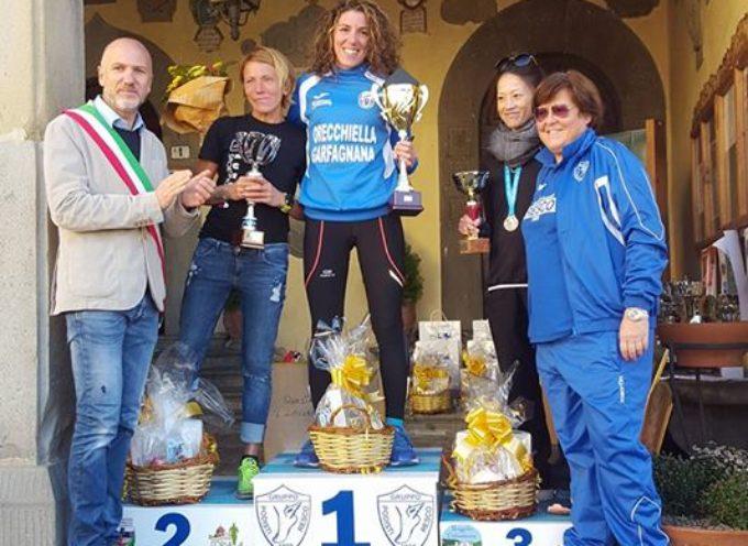 """Anna Laura Mugno """"mostruosa"""": vittoria con record alla Firenze – Reggello edizione 2017"""