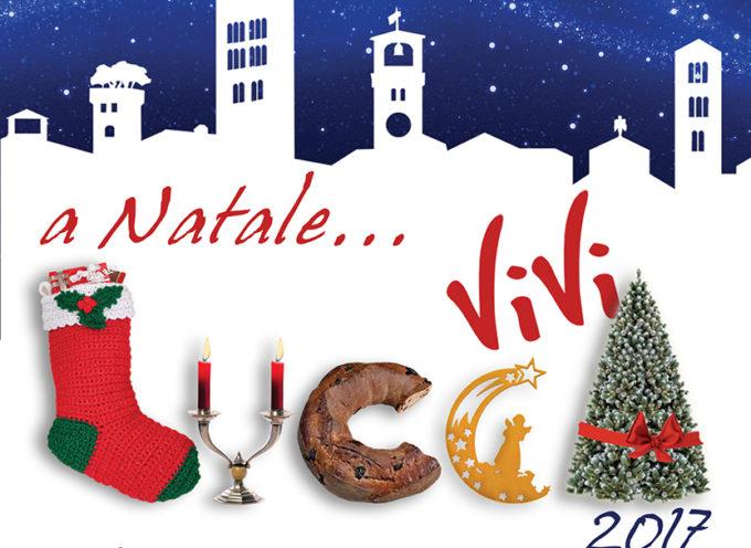"""""""A Natale Vivi Lucca"""": parte il calendario degli eventi del dicembre e del Capodanno"""