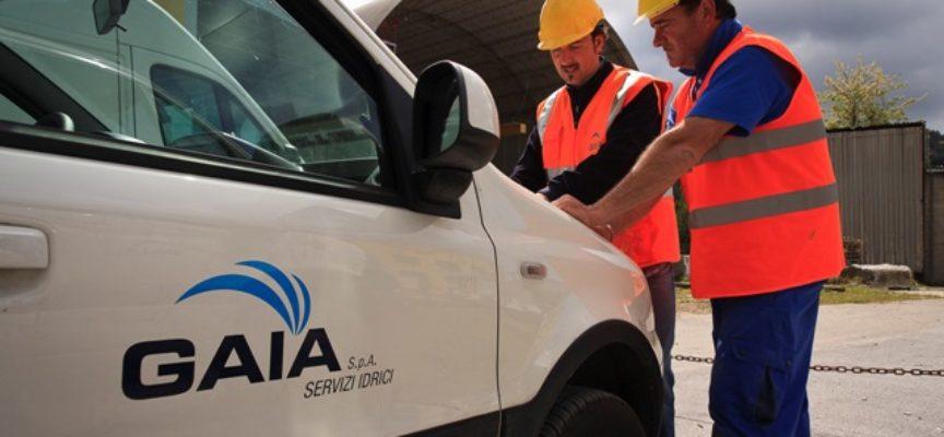 GAIA.. Interruzione del servizio idrico a Fornaci di Barga, martedì 10 aprile