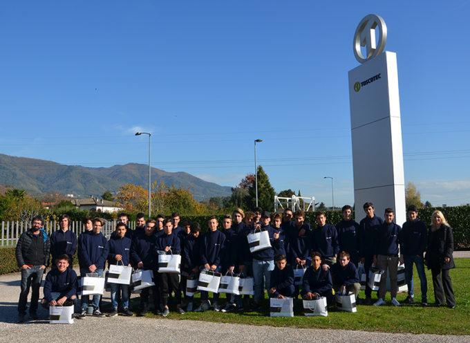 LU.ME. Lucca ha aderito al PMI Day 2017, accogliendo 150 giovani