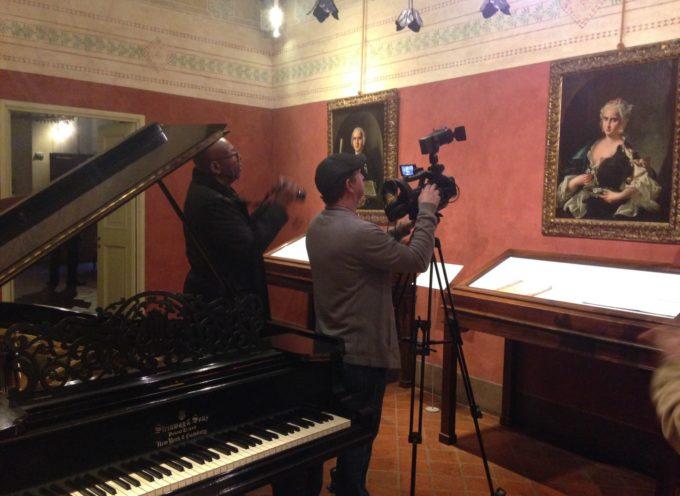Delegazione di food-blogger e giornalisti dagli Stai Uniti alla scoperta di Lucca –  The Lands of Giacomo Puccini