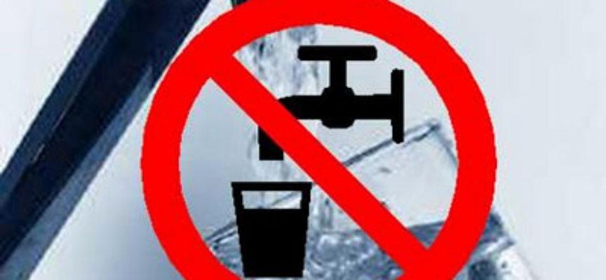 ORDINANZA di non potabilità dell'acqua  NEL  Comune di Bagni di Lucca