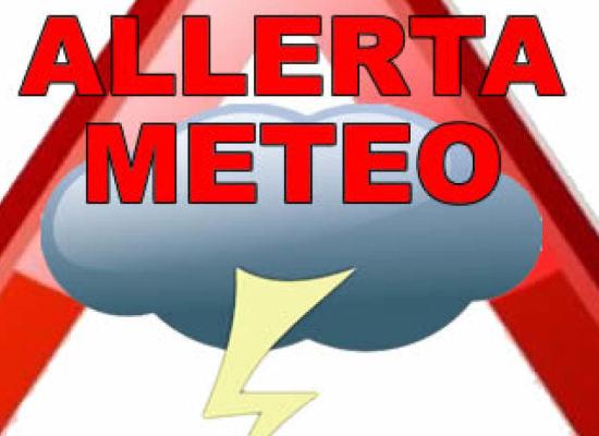 Allerta meteo di Livello Giallo per i Comuni di Borgo a Mozzano, Pescaglia e Piana di Lucca.