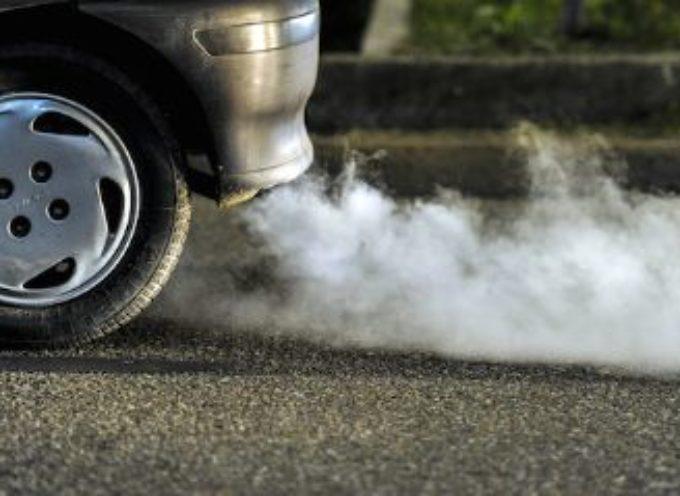 Superamento limiti di PM 10 nell'aria: stop per quattro giorni  alla circolazione di veicoli inquinanti e all'accensione dei caminetti