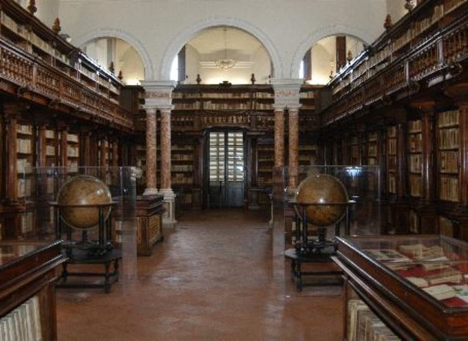 l'archivio della Fondazione Istituto San Ponziano in esposizione alla Biblioteca Statale di Lucca