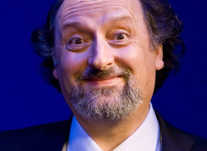 A Porcari arriva Antonio Cornacchione: il comico di Zelig