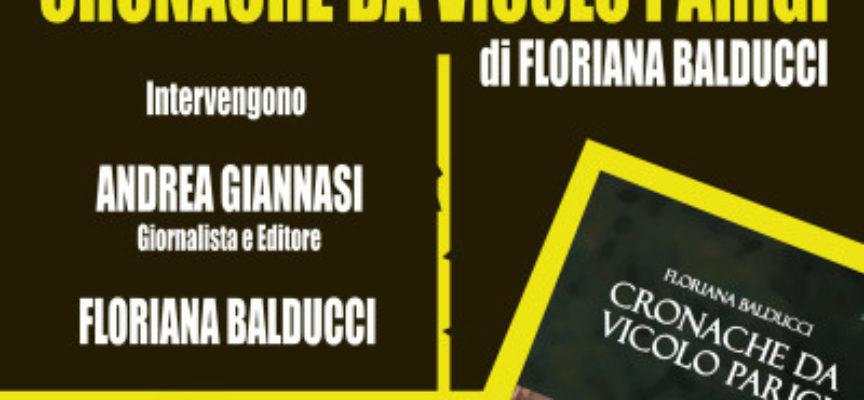presentazione del libro di Floriana balducci a Castelnuovo di g