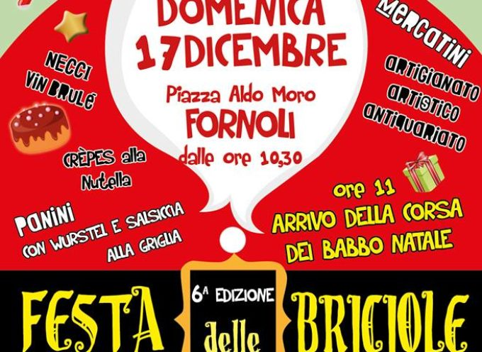 FESTA DELLE BRICIOLE   A  Fornoli