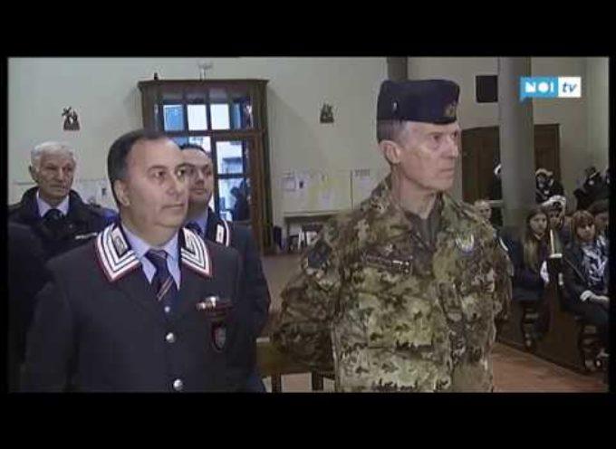 Anche Castelnuovo celebra le forze armate
