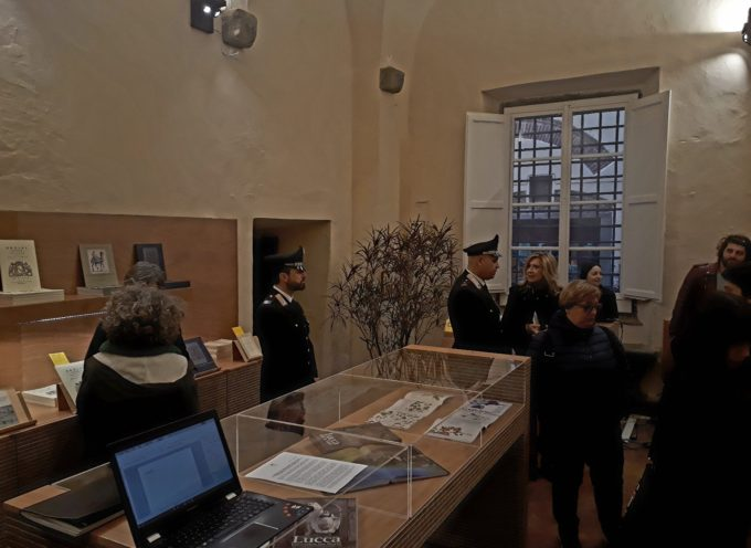Inaugurato il nuovo bookshop all'interno della Torre Guinigi