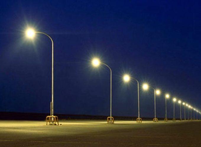 SERAVEZZA – Illuminazione stradale