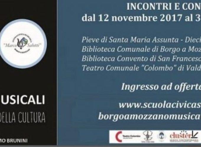 INCONTRI MUSICALI  a  Borgo a Mozzano