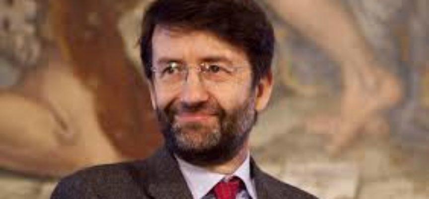 il ministro Franceschini presenta il suo ultimo libro