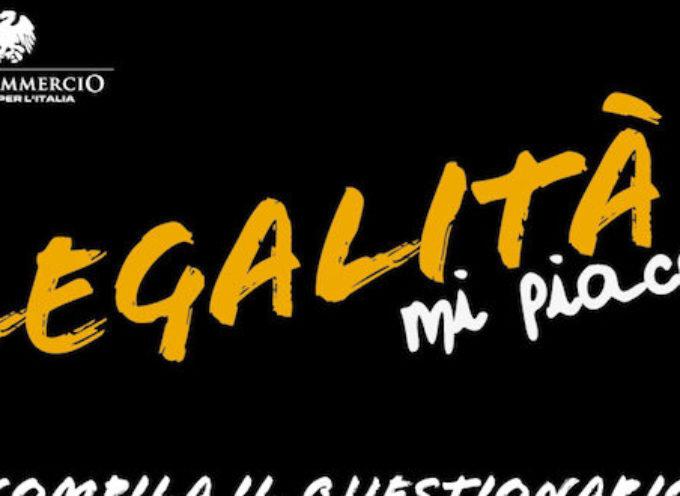 """""""LEGALITA' MI PIACE"""": TORNA LA GIORNATA NAZIONALE PROMOSSA DA CONFCOMMERCIO"""