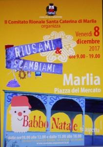 locandina evento a marlia 8 dicembre