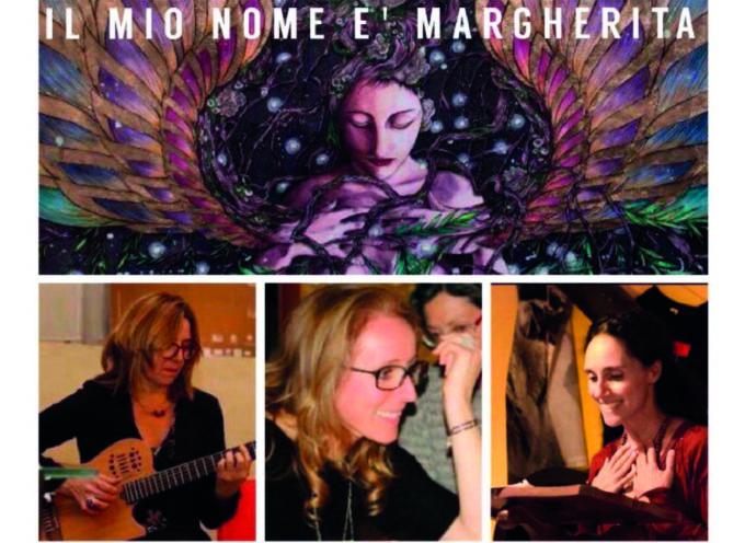 AD ARTE' VA IN SCENA  IL MONOLOGO 'IL MIO NOME E' MARGHERITA'