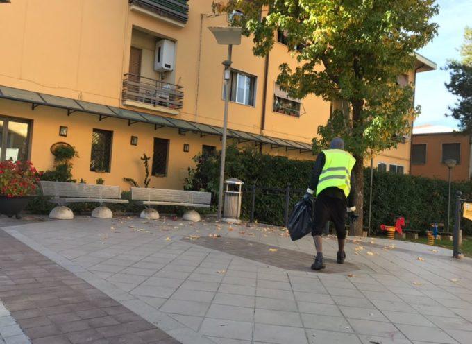 Ecco cosa fanno i profughi ospiti a Porcari.