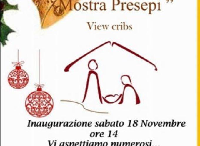 APERTURA della mostra dei Presepi a Bagni di Lucca