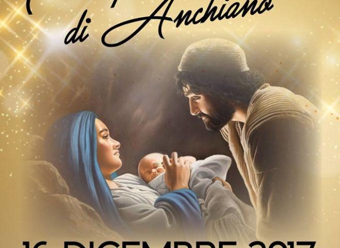 IL PRESEPE VIVENTE di Anchiano, A  Borgo a Mozzano  LA  17ª edizione