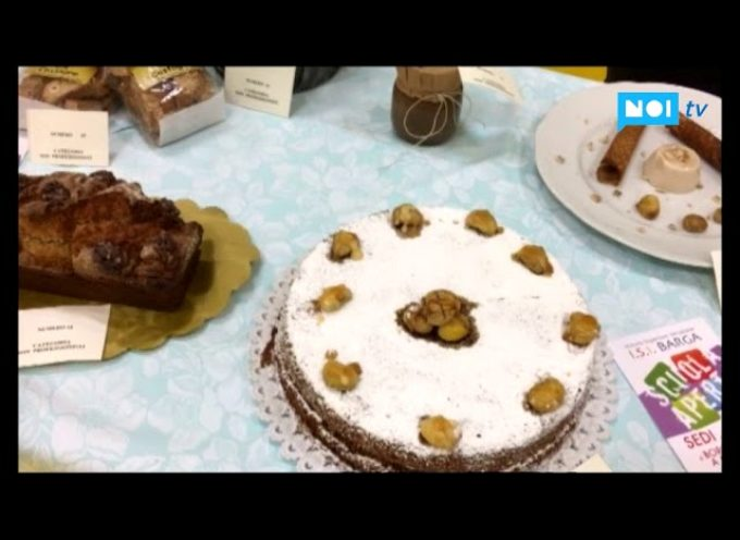 A Barga il concorso dei dolci a base di castagne