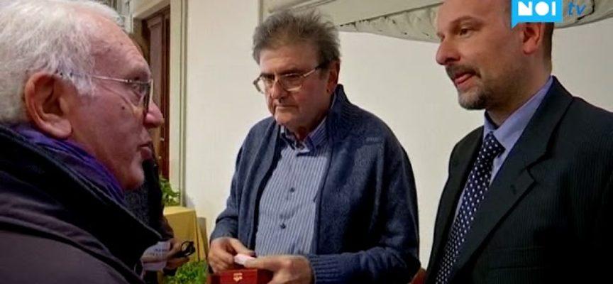 """Premiato con il Gonfalone d'Argento il """"papà"""" della Grotta del Vento"""