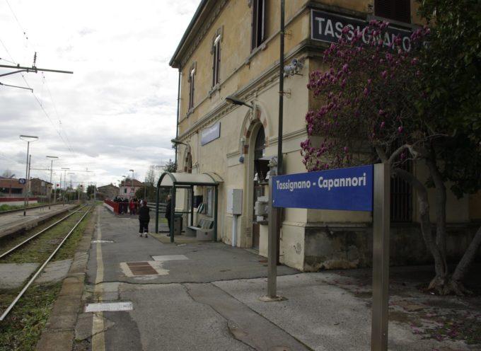 STAZIONE DI TASSIGNANO, A DICEMBRE SI PRESENTA IL PROGETTO