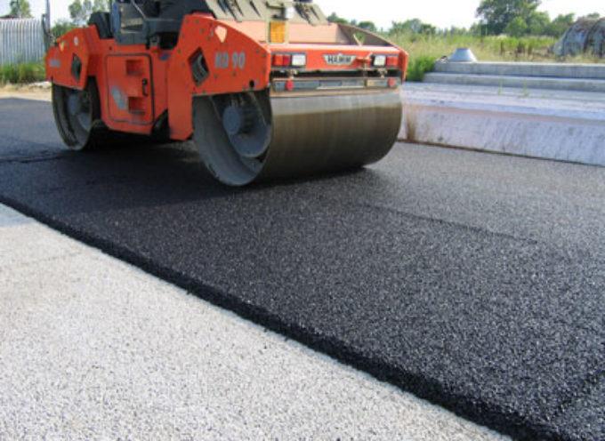VIABILITA' VERSILIA: da domani 8 novembre la posa in opera dell'asfalto fonoassorbente